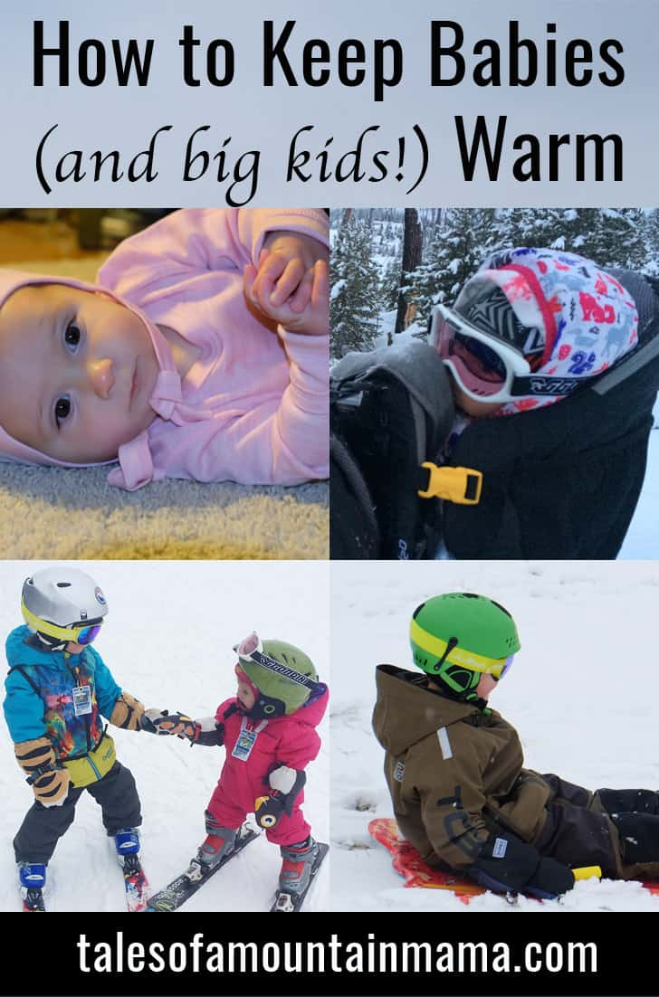 How to Keep Babies Warm