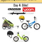 12 Days of Gear Giveaways Day 4: Biking!