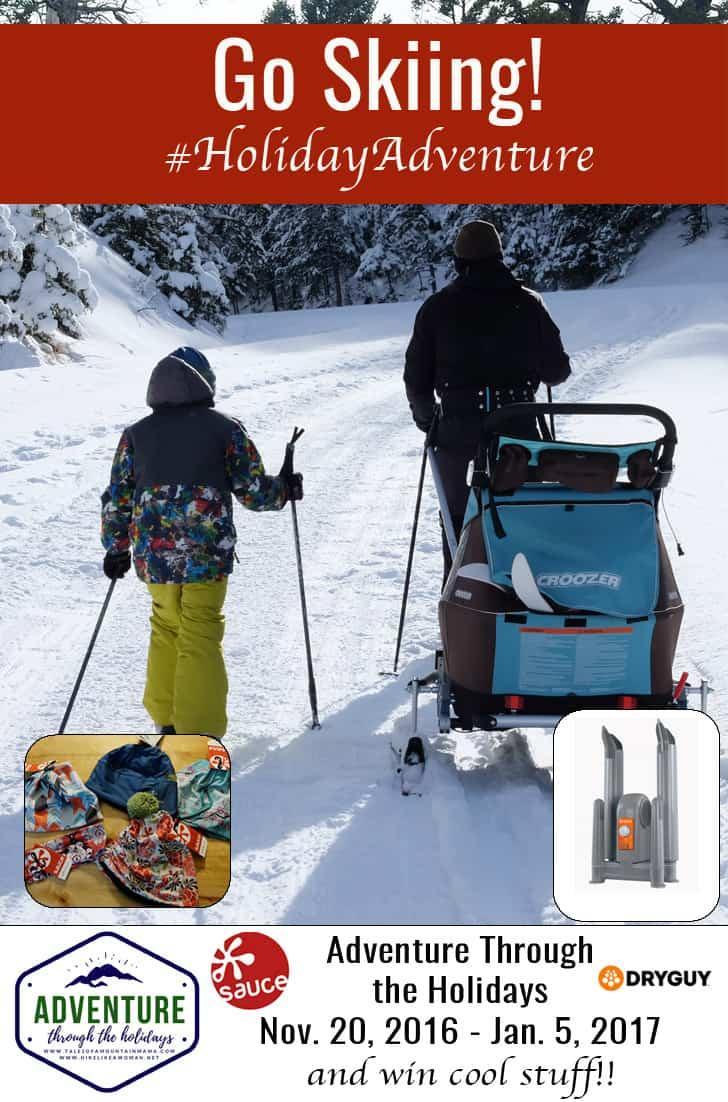 Adventure Through the Holidays - Go Skiing!