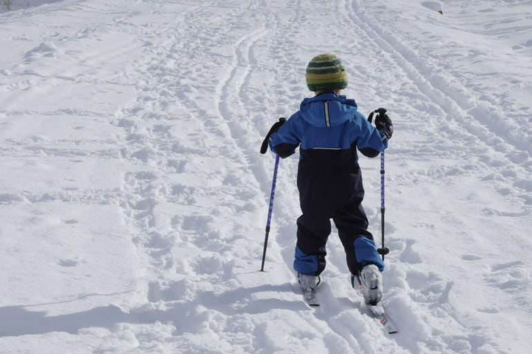 Adventure Through the Holidays - Go Skiing!
