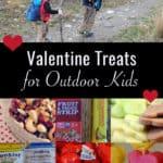 Valentine Treats for Outdoor Kids