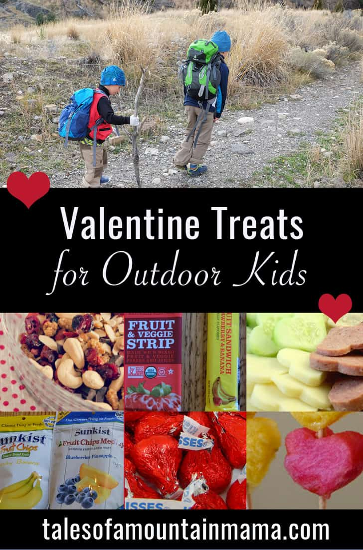 Valentine Treats for Outdoor Kids