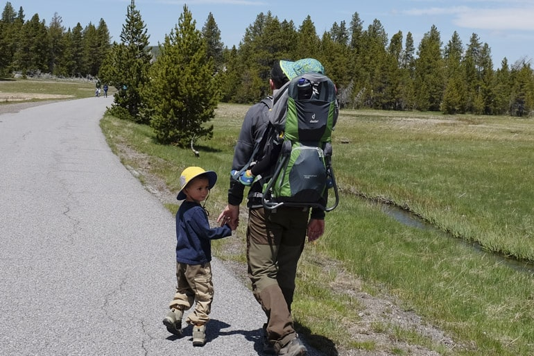 Deuter Kid Comfort Air Review