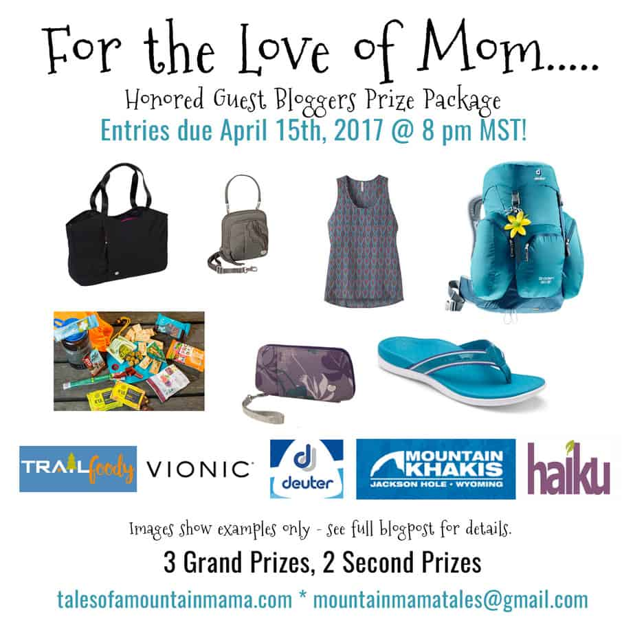 For the Love of Mom + A Chance to Win Big!