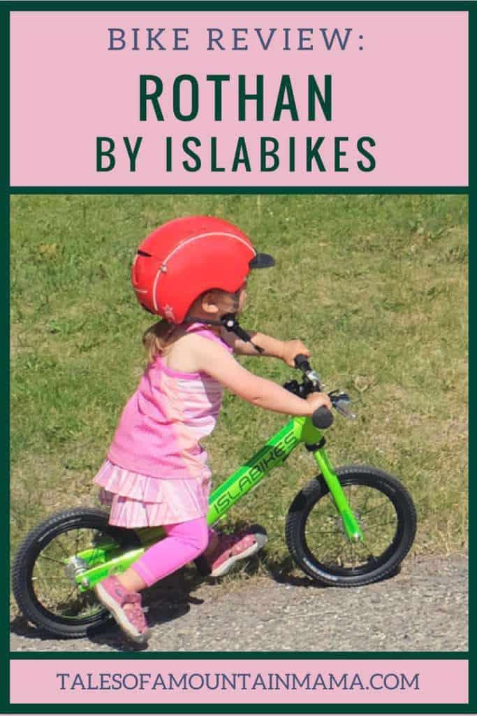 rothan Islabikes bike review