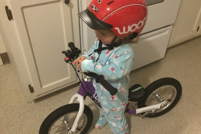 WOOM 1 Balance Bike Review