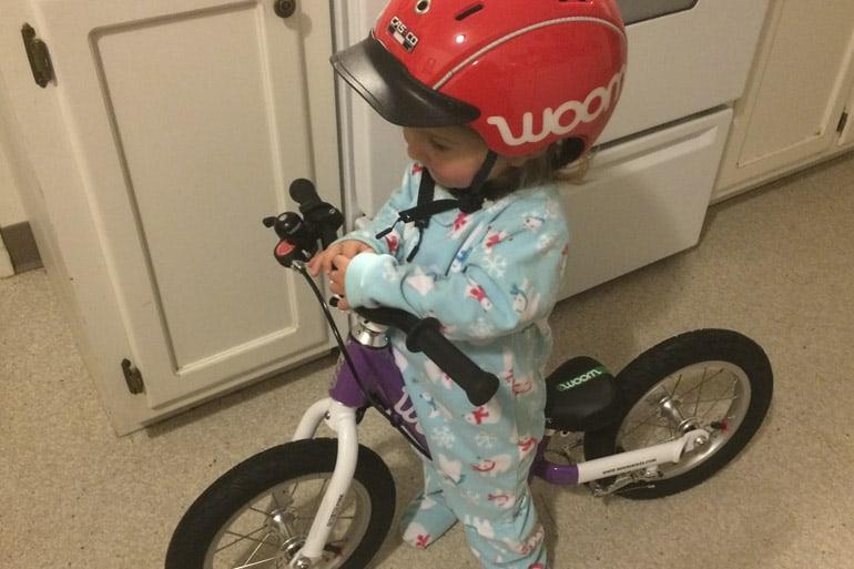 WOOM 1 Balance Bike Review