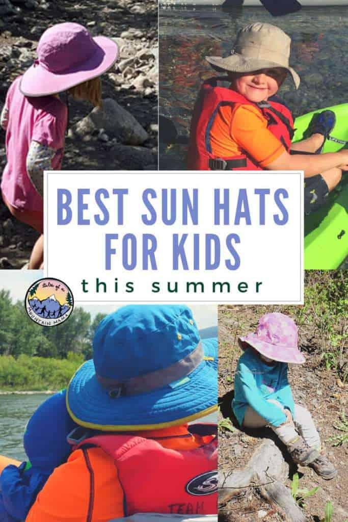 Best sun hats for kids this summer