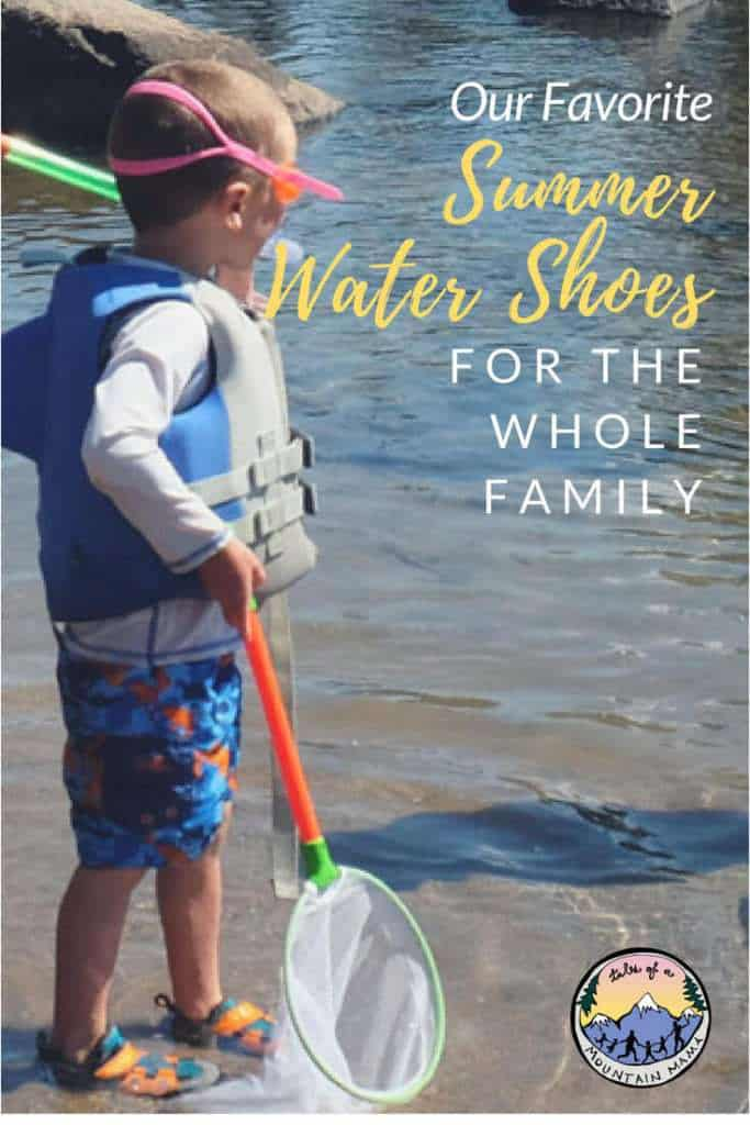 Best Water Shoes for Summer for the whole family