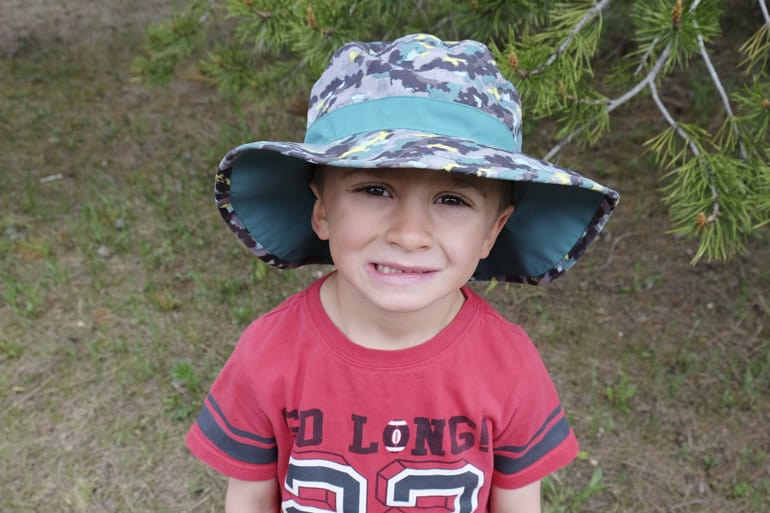 88a7b2be Best Sun Hats for Kids - Tales of a Mountain Mama