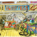 Buddy Pegs, Taking the Lead *Empower Kids with Biking*