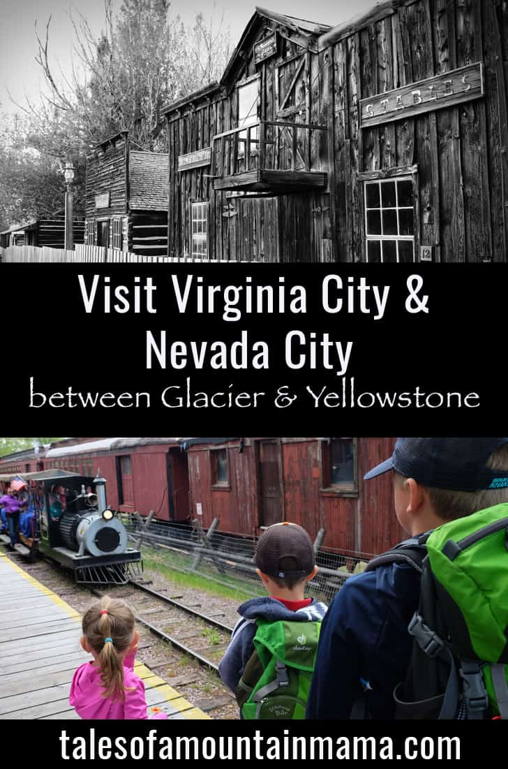 Visiting Virginia and Nevada Cities on Your Way to Yellowstone