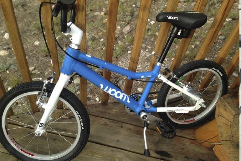 A Bike Built for Kids