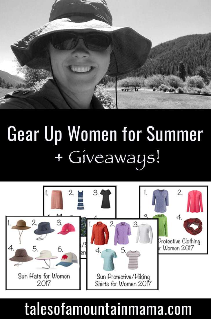 Women Gearing Up for Summer + Giveaway