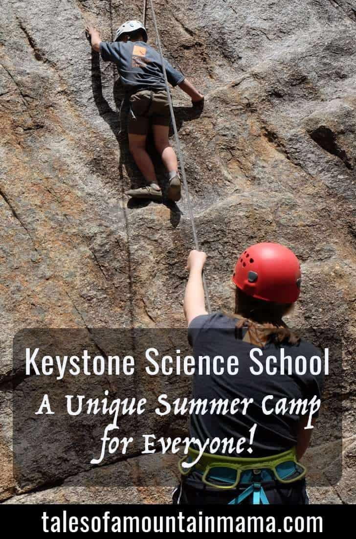 Keystone Science School: A Unique Summer Camp for Everyone