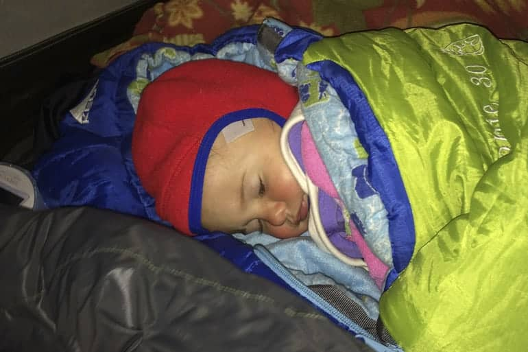 10 Ways To Help Kids Sleep While Camping Tales Of A