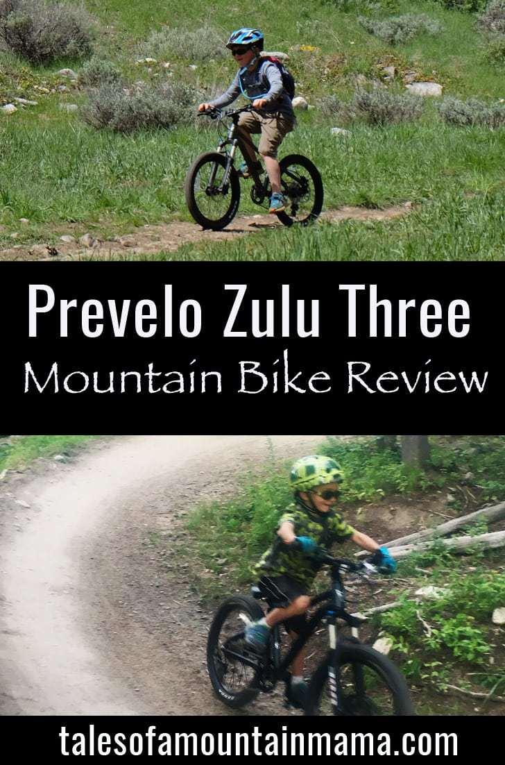 Prevelo Zulu Three Review