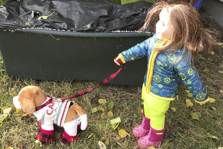 Encouraging an Outdoor Life Through Play