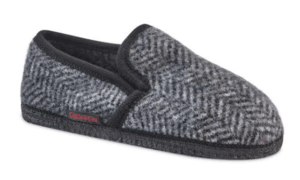 Giesswein Indoor/Outdoor Shoes for Winter Camping and Cozy Homes