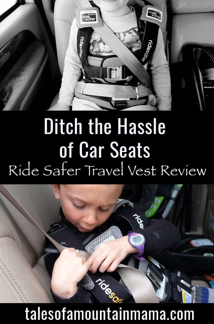Ditch the Hassle of Car Seats