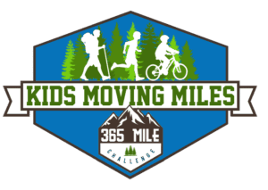 Kids Moving Miles 365 Mile challenge