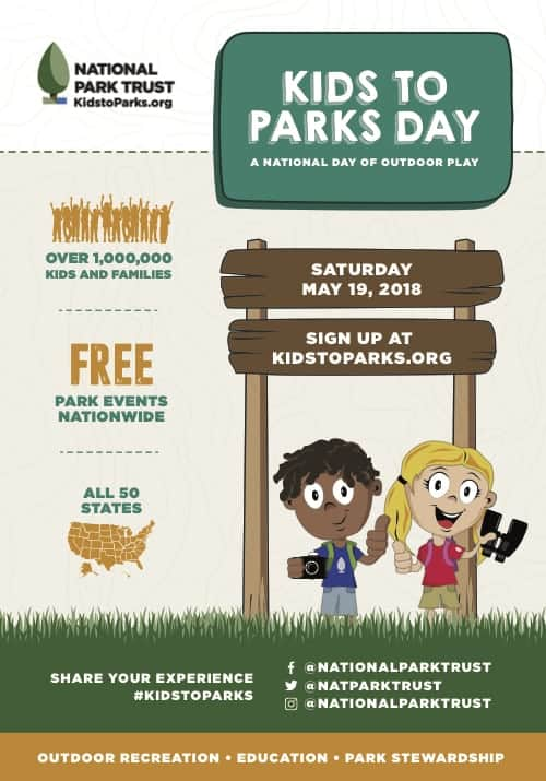Encouraging Exploration in Kids + Kids to Parks Day 2018