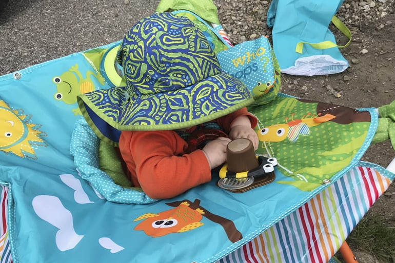 Best Gear for Outdoor Babies