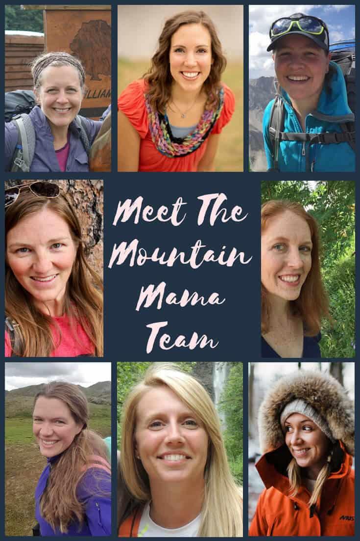 Meet The Mountain Mama Team