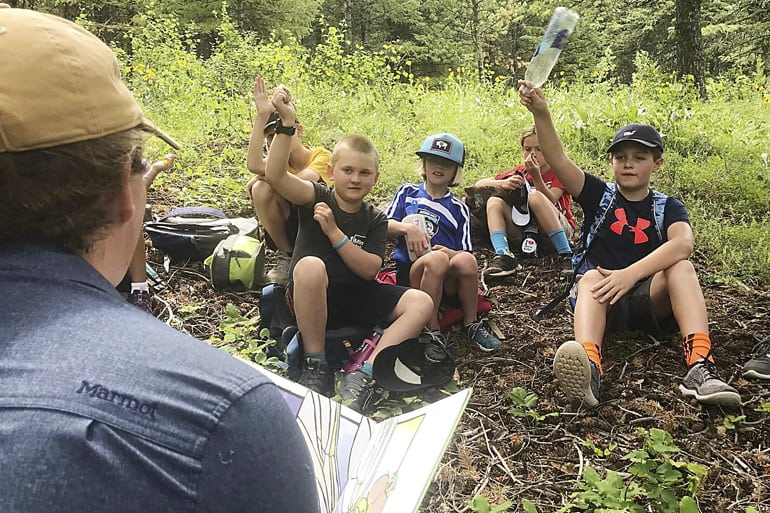 Teton Science School Camps for Outdoor Kids