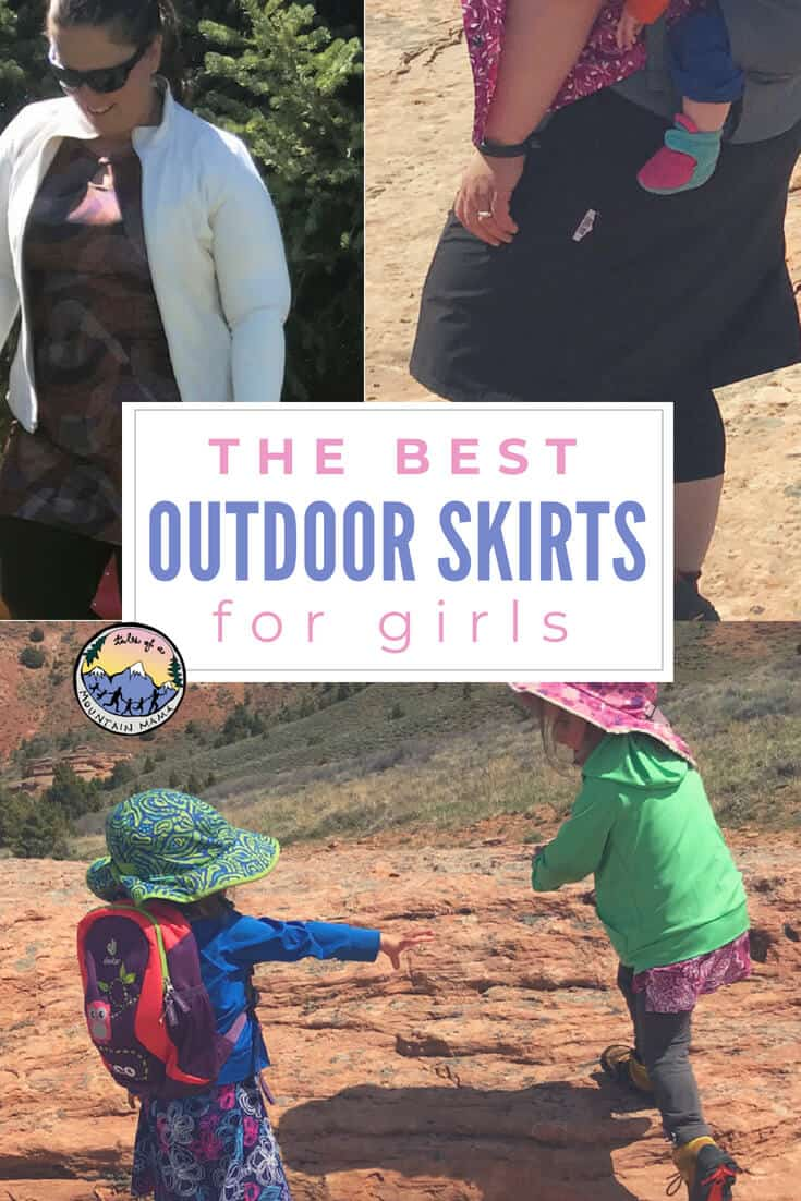 best outdoor skirts for girls