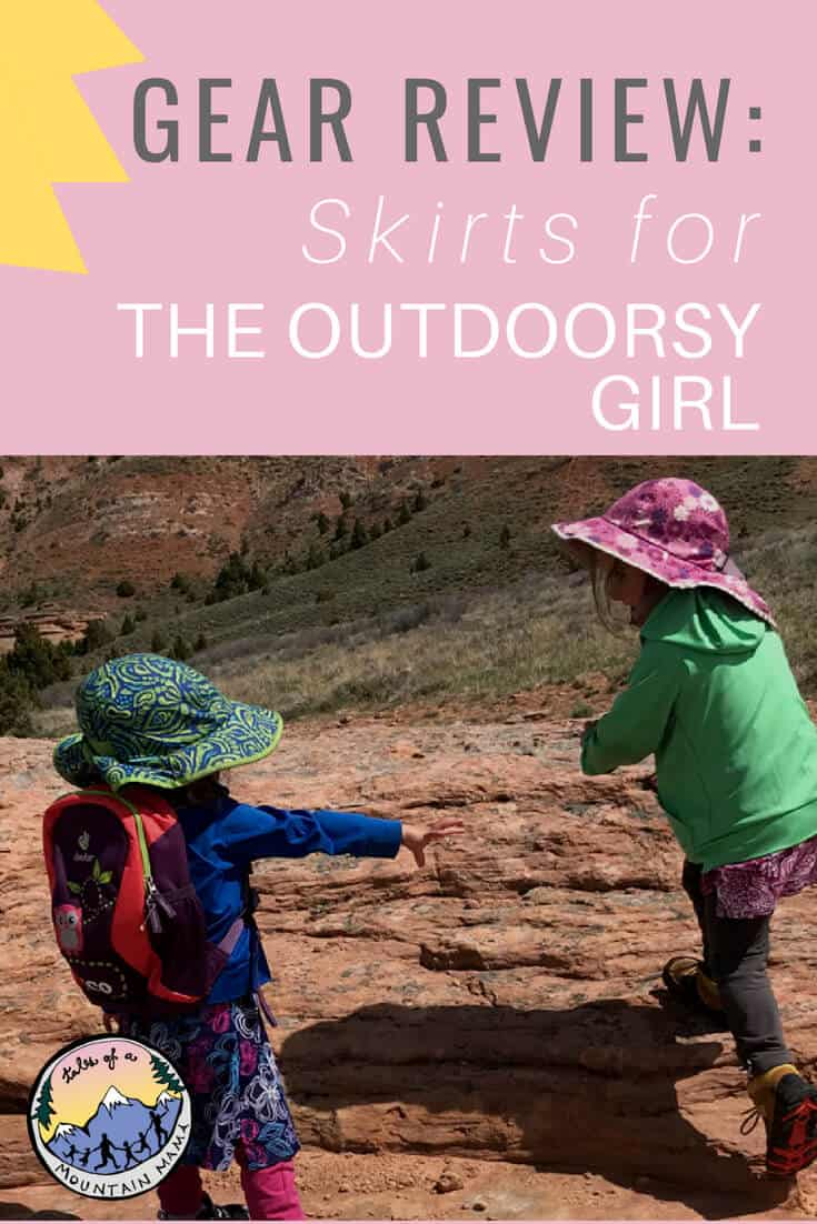 gear review: Skirts for the outdoorsy girl