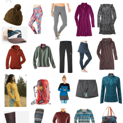 Outdoor Women: The Best for Fall & Winter