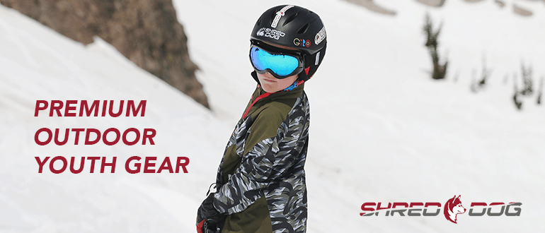 Introducing Shred Dog: Affordable Ski Gear for Kids!