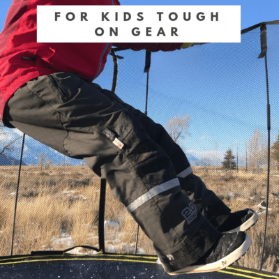 TOBE Outerwear for Kids Who Are Tough on Gear