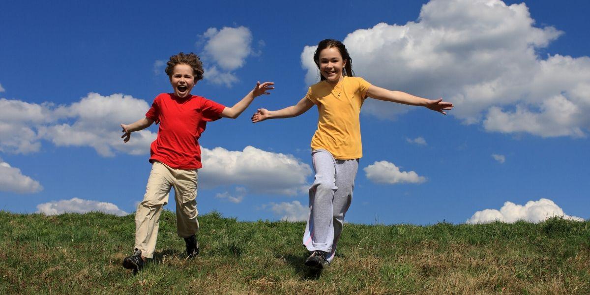 Let Your Kids Run Wild