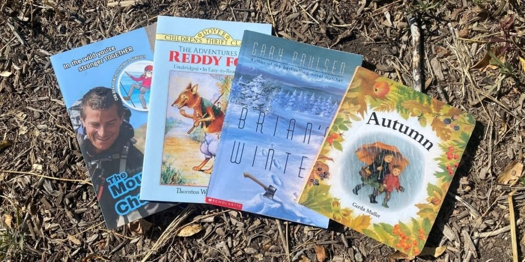 Outdoor Adventure Book Series for Kids