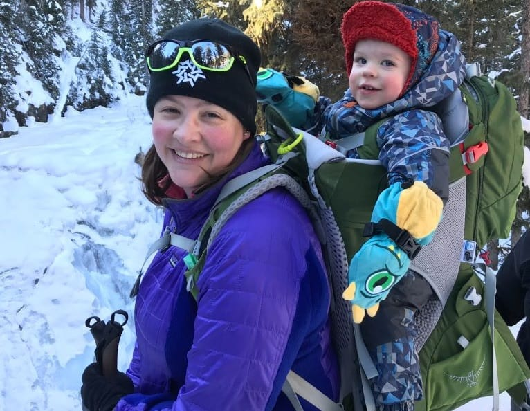 Osprey Poco Ag Plus Kid Carrier Tales Of A Mountain Mama