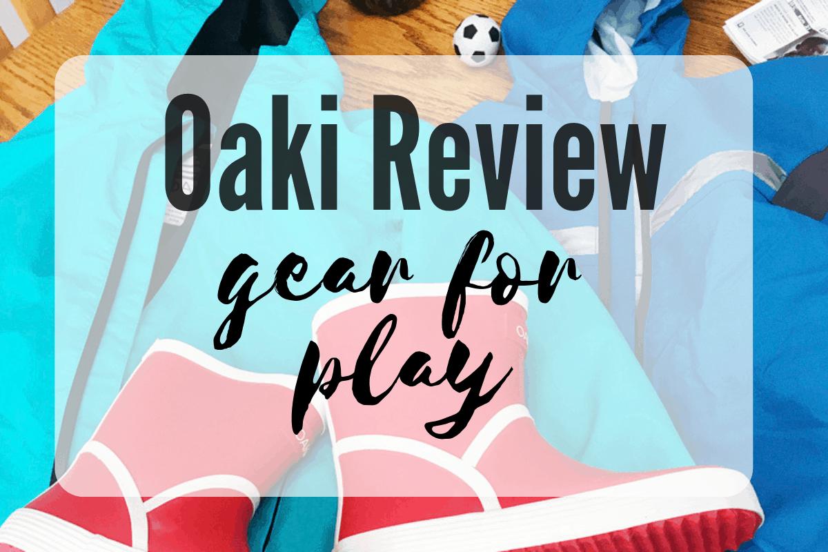 Oaki Review
