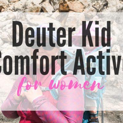 Deuter Kid Comfort Active SL for Women