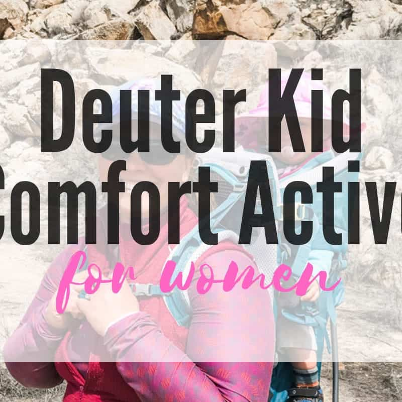 Deuter Kid Comfort Active SL for Women
