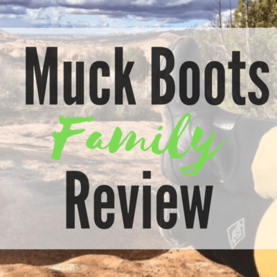 muck boots family review