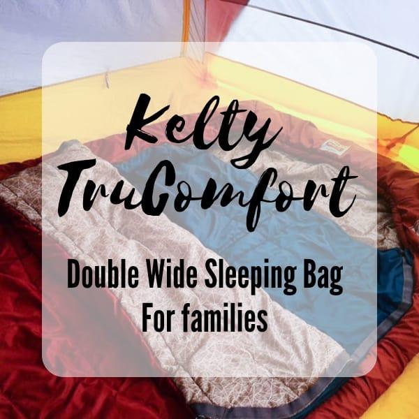 Kelty TruComfort Doublewide