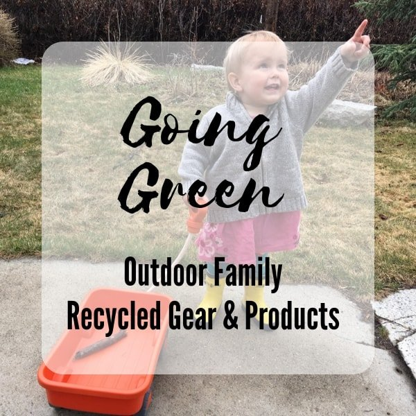 Going Green for Families