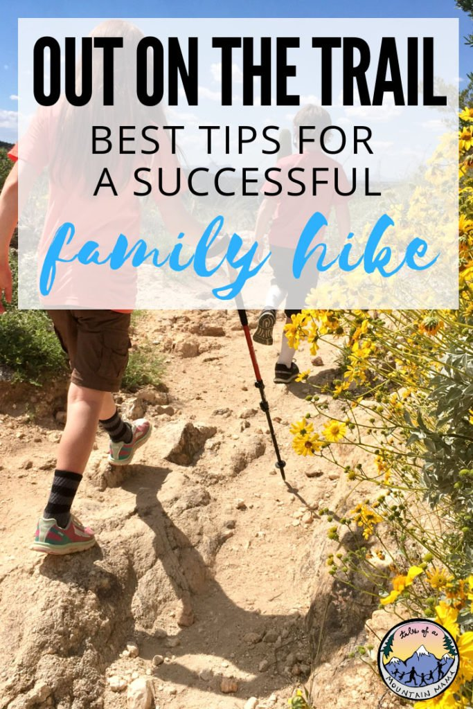 Family hiking made easy