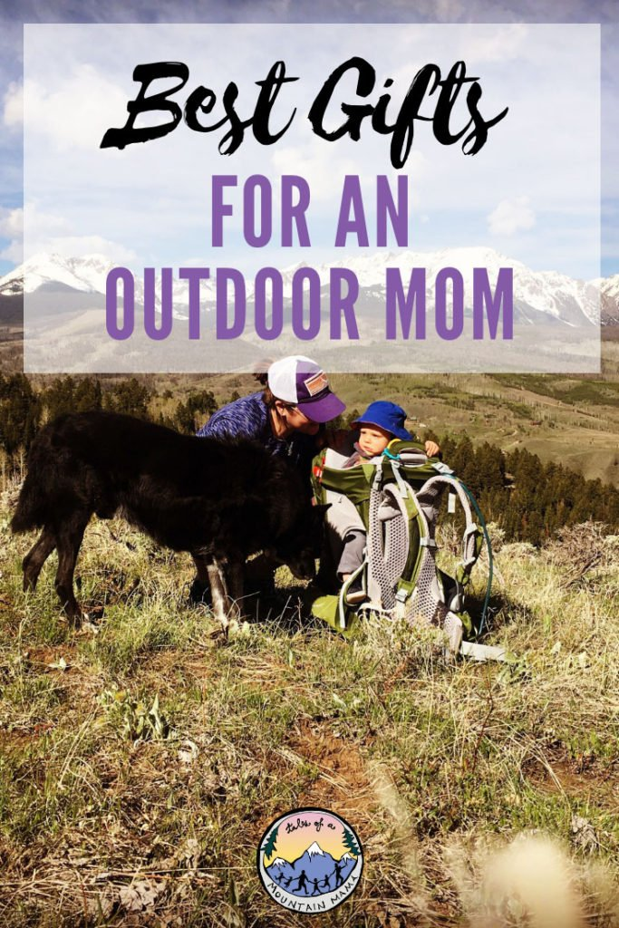 Mother's Day for the Outdoors Mom