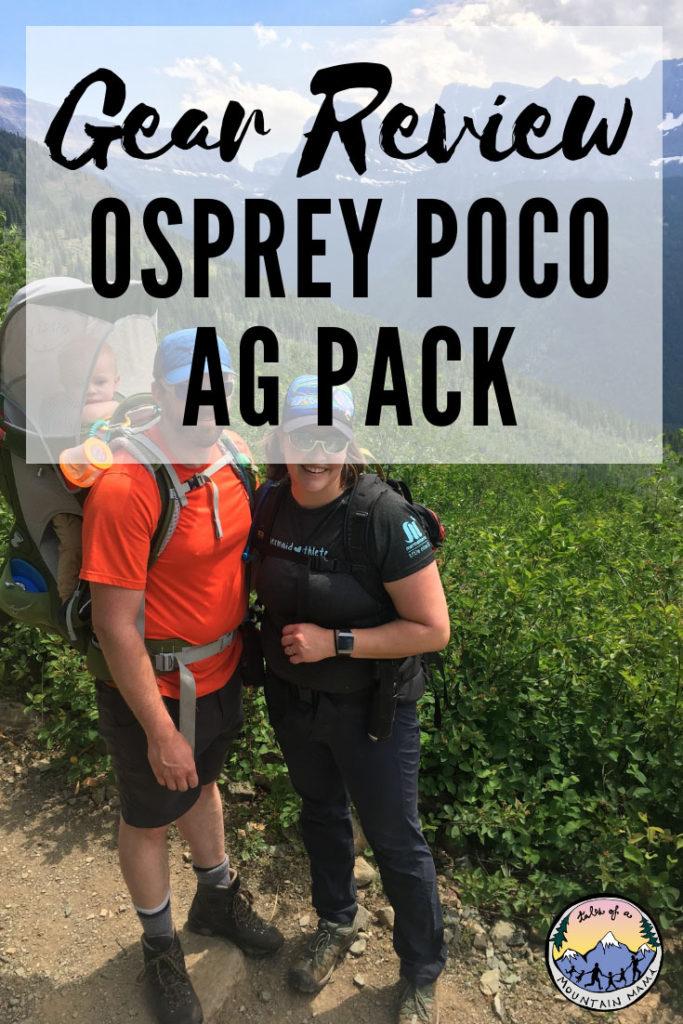 Osprey Poco Plus AG Review