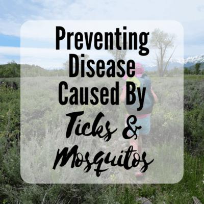 Prevent Tick & Mosquito Bites