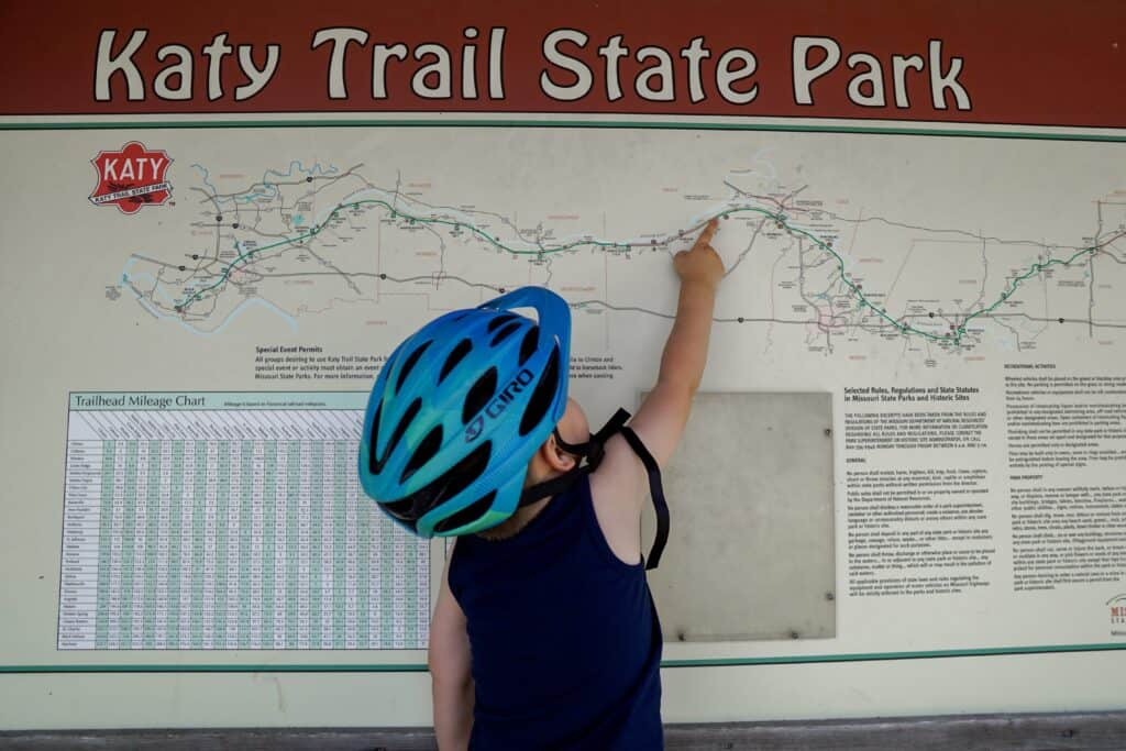 Exploring Local Trails: Katy Trail, Missouri - Tales of a Mountain Mama