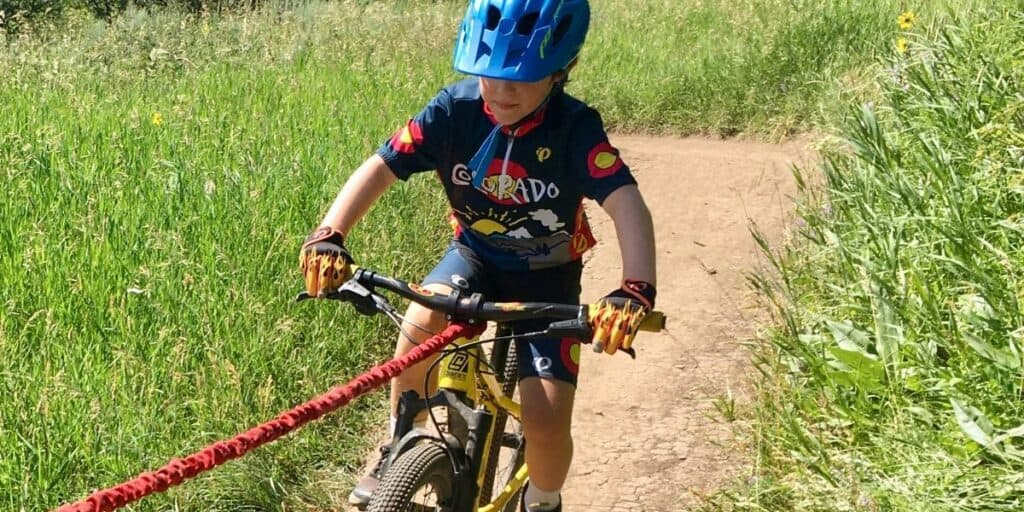 A Day in the Outdoor Life: Mountain Biking Mama