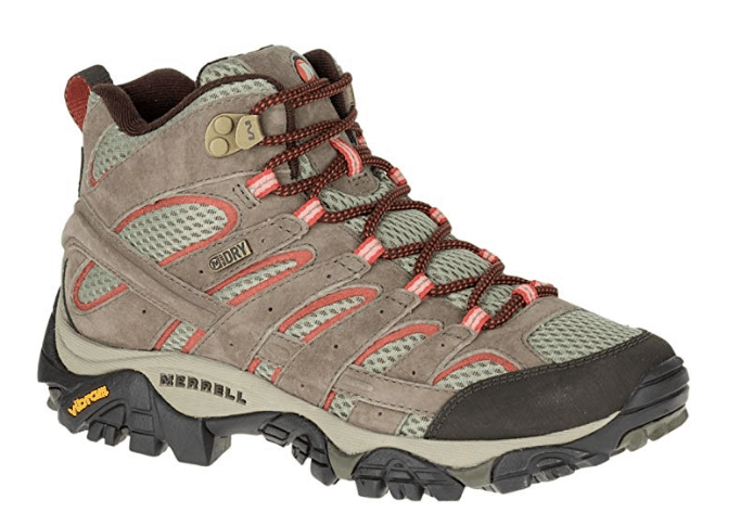 hiking boots for women merrell